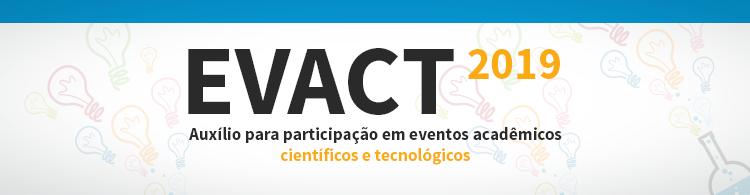 Auxílio para participação em eventos acadêmicos, científicos e tecnológicos