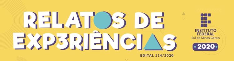 Inscrições abertas, até dia 19/08, para submissão de Relatos de Experiências Exitosas.