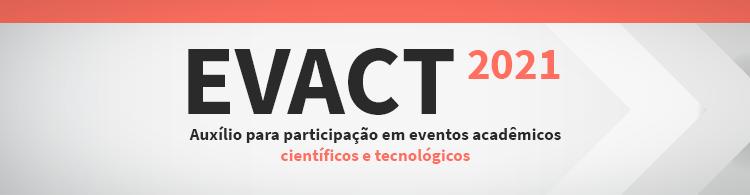 Auxílio para estudantes dos cursos técnicos e superiores presenciais participarem de eventos acadêmicos, científicos e tecnológicos.