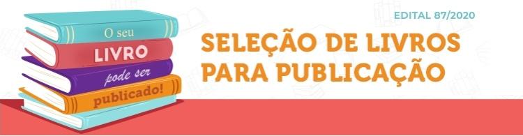 Pró-reitoria de Extensão do IFSULDEMINAS divulga edital para publicação de livros. Submissões de propostas até dia 28/09.