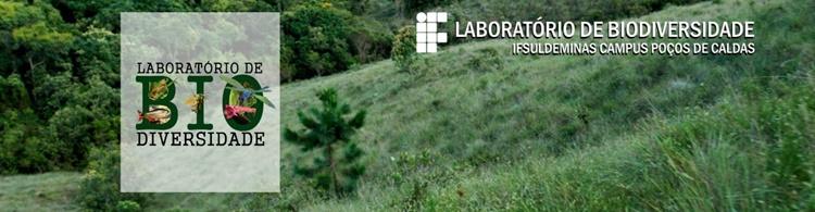 Conheça o Laboratório de Biodiversidade do Campus Poços de Caldas!