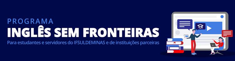 Inscrições até o dia 24/05 para os cursos gratuitos de inglês do Programa Inglês sem Fronteiras. São cerca de 10 mil vagas!