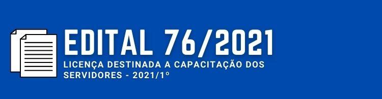 Licença destinada à capacitação de servidores do IF: inscrições até dia 23/05.